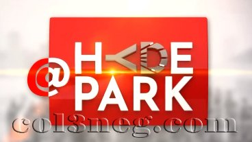 Hyde Park 21-02-2021