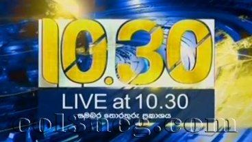 Live at 10.30