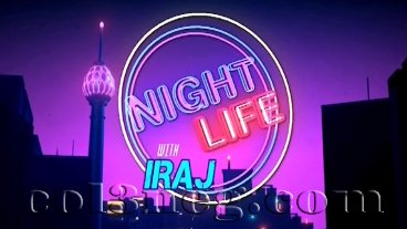 Night Life with Iraj - Sunil Perera