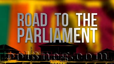 Road To The Parliment