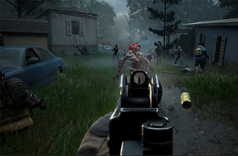 Back 4 Blood Preview   Cooperative Shooting Game Type Deserves Evolution