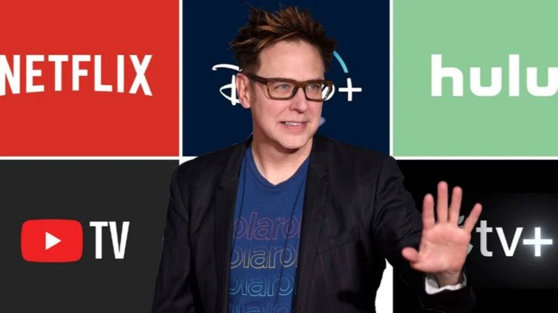 The Suicide Squad Director James Gunn Doesn't Care About the Battle Between Streaming vs Theatrical